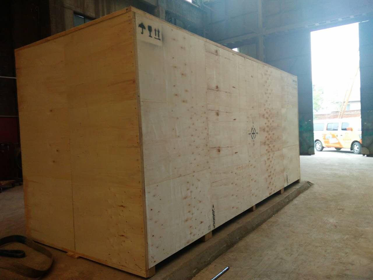 青岛木质包装箱设备包装箱